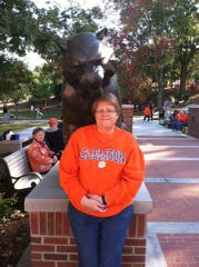 Angie Grice at Clemson University