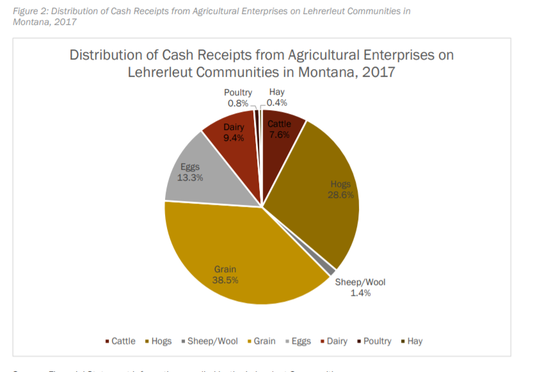 The following graphic is from a recently released report on Hutterites in Montana.