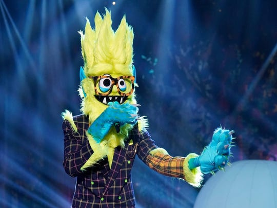 """Thingamajig, who shares certain characteristics with Indiana Pacers star Victor Oladipo, advanced to the final nine competitors on """"The Masked Singer."""""""