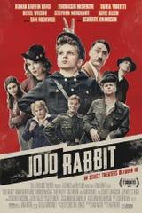 """Poster for """"JoJo Rabbit"""""""