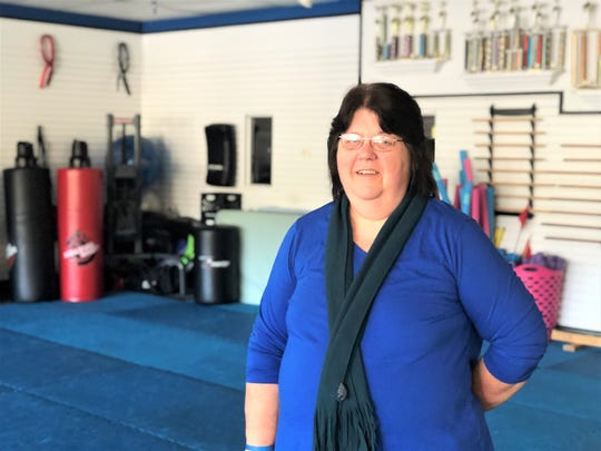 """I go and visit the schools that our students attend and provide support – I have sat in detention with a few,"" said Donna Martin, who has worked at South Knoxville Taekwondo for 17 years. South Knoxville Taekwondo's program covers Dogwood, Moreland Heights, Bonny Kate and Mount Olive elementary schools."