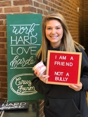 Gracee Hayes isn't going to stand for bullying. Oct. 17, 2019.