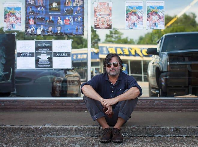 Fashion designer Billy Reid lives and works in Florence, Ala.