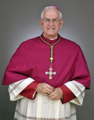 Joseph E. Kurtz is the archbishop of Louisville.