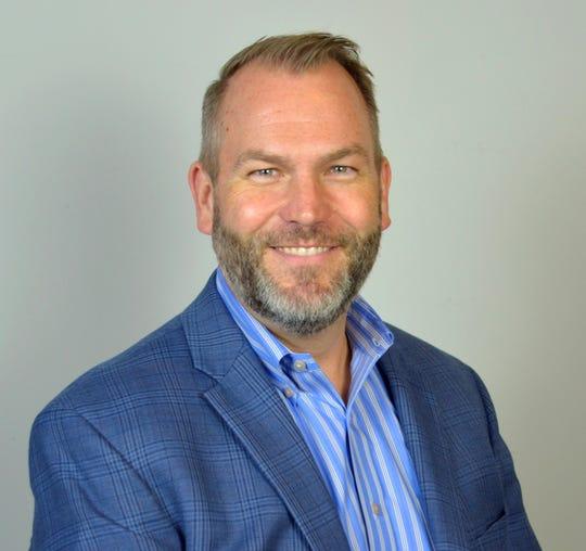 Chris Buck, Meridian Township Economic Development Coordinator.