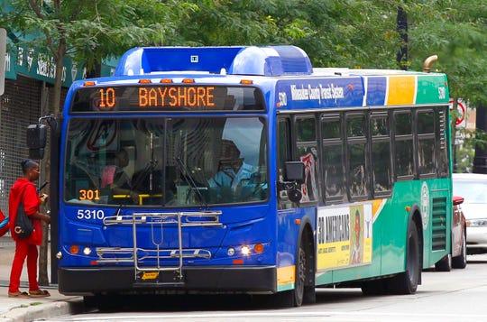 A Milwaukee bus driver has tested positive for coronavirus.
