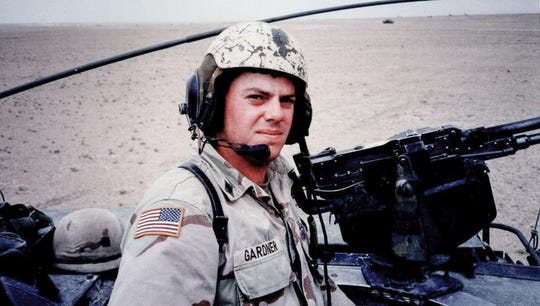Army Cpl. Jim Gardner is a veteran of Operation Desert Shield/Desert Storm and giving free flights to fellow veterans.