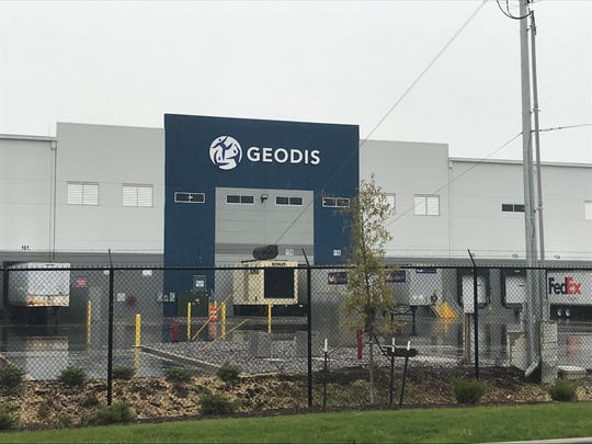 GEODIS is the first tenant of the Speedway Industrial Park redevelopment of the Nashville Superspeedway site in Wilson and Rutherford counties.