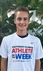 Michael Poole, Naples High School cross country
