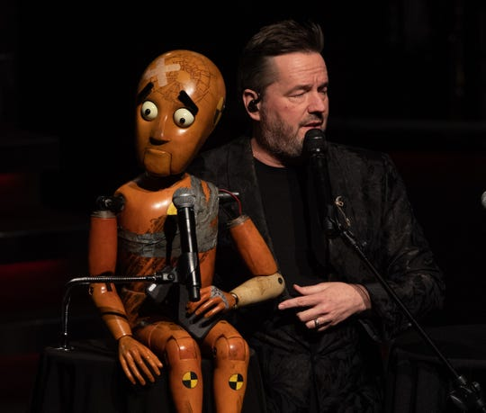 Wrex the Test Crash Dummy with Terry Fator
