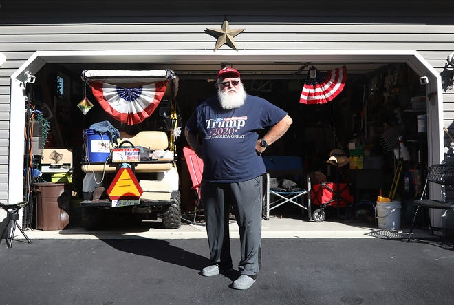 Dietmar Panzig is a Trump supporter in Kent County, Delaware. Panzig was born in Germany, the son of a captain in the German Army during World War II. He moved to America with his parents in the early 1950s.