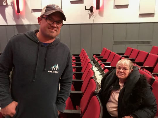 Brent and Irene Vonroth, both lifelong Nutley residents, were at Wednesday's forum. They wanted to see how the re-imagined Roche site will affect their town.