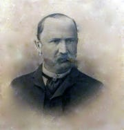 Austin Lacombe – photo taken during the 1880s.