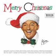 "Bing Crosby's ""Merry Christma"" is a seasonal classic."