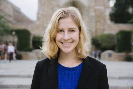 Elizabeth L. Brooks, a member of the Yale Class of 2020 who is majoring in electrical engineering and computer science, received the Belle and Carl Morse Prize, Yale announced Oct. 12.