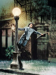 """Gene Kelly stars in """"Singin' in the Rain,"""" playing Sunday at the Capitol Theatre."""