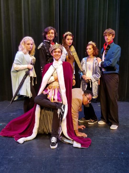 "Dallastown Performing Arts Club presents ""Game of Tiaras,"" Nov. 14-17."