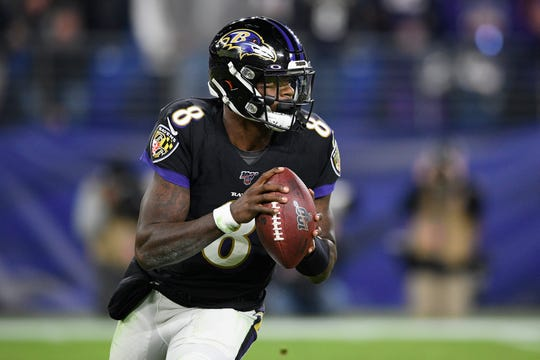 Baltimore Ravens quarterback Lamar Jackson, the last QB picked out of five to go in the first round in 2018, is having a big year. Landing in the right spot can mean everything.