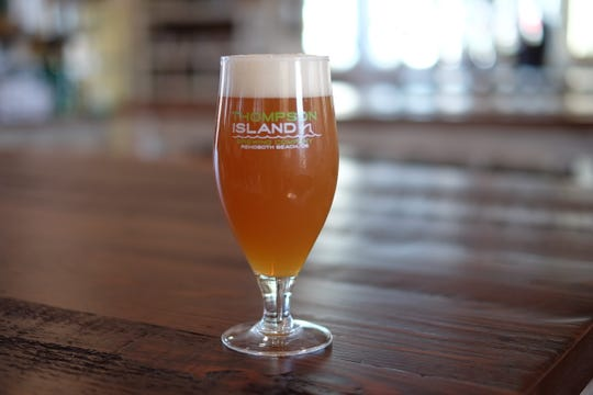 Thompson Island Brewing Company, SoDel Concepts' first brewpub, is now open just off Coastal Highway in Rehoboth Beach. Wednesday, Nov. 6, 2019.