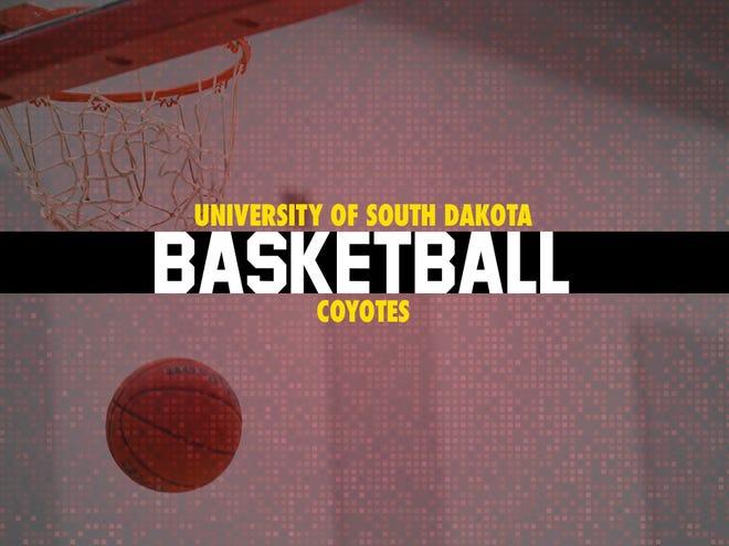 South Dakota basketball tile