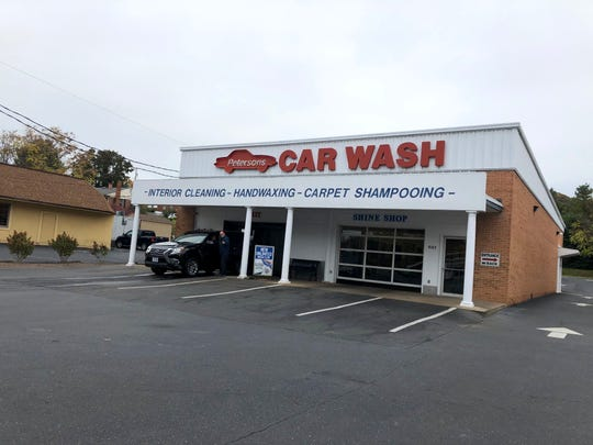 Peterson's Car Wash in Staunton has reopened after renovations with revamped equipment.