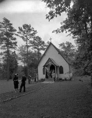 St. Clement's Chapel was built in 1890.