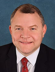 State Sen. Rob Bradley, R-Orange Park, chairman of Senate Appropriations Committee.