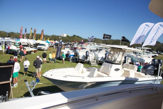 Check out the fall boat show at Riverside Park Nov. 23-24.