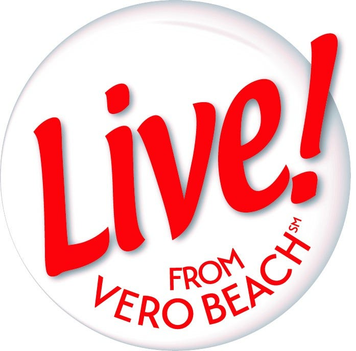 Live! from Vero Beach by Music Works Concerts Logo