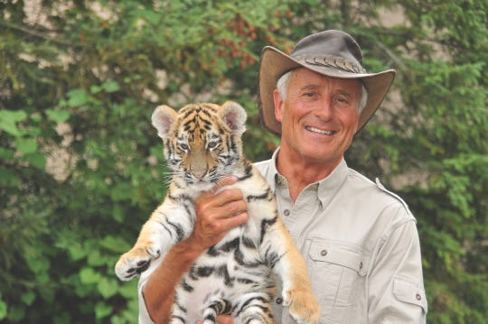 Jack Hanna is America's most beloved animal expert, and he's bringing his three-time Emmy Award-winning series Into The Wild Live! back to the Sunrise stage.