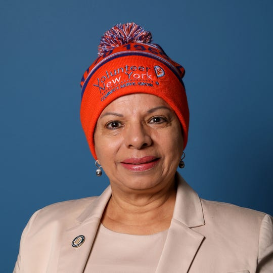 CARMEN L. MARTINEZ-LOPEZ, Ph.D. Dean, School of Business and Professional Careers, SUNY Westchester Community College 1