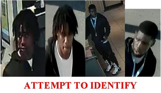 Police ask to help identify these carjacking suspects.