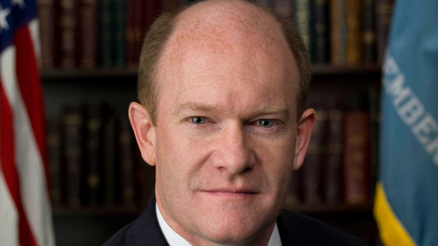 Sen. Chris Coons: Why I will vote to remove Trump from office
