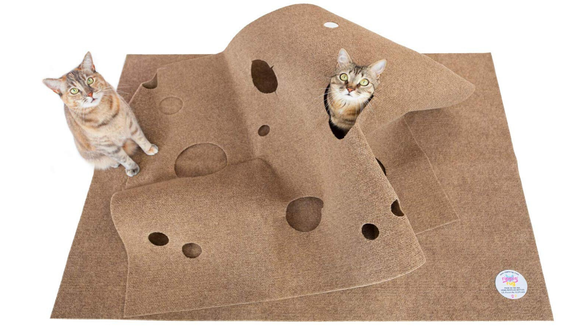 Best cat gifts 2019: The Ripple Rug