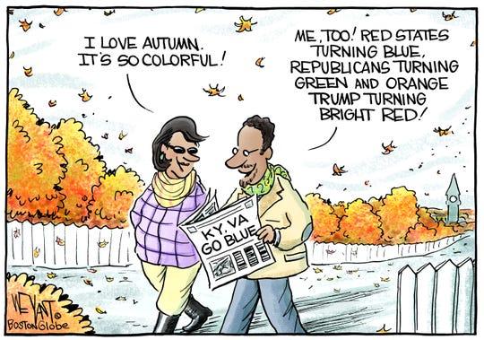 Republican fall