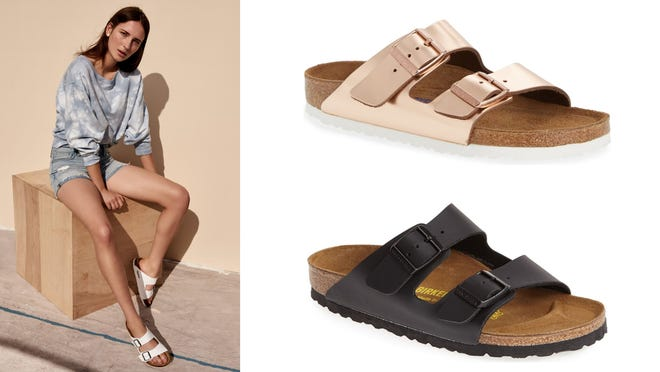 Best gifts for women: Birkenstocks