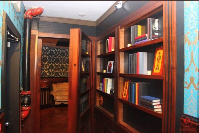The Library at Cloak and Dagger