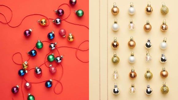 These small ornaments are so versatile.