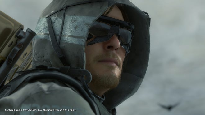 Norman Reedus (The Walking Dead) is the main character, Sam, in the video game, 'Death Stranding,' out Nov. 8 for Sony PlayStation 4.