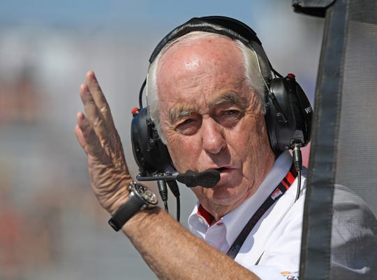 Roger Penske not only owns NASCAR and IndyCar teams, but also served as a race strategist for one of his IndyCar drivers.