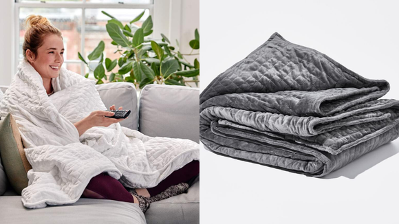 Best gifts for women 2019: Gravity Blanket