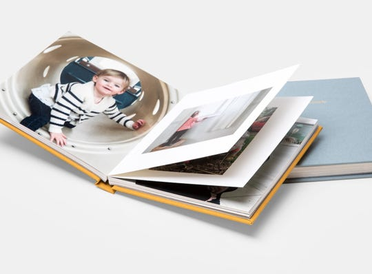 Capture joy, mischief, surprise or whatever the mood of the moment was in a picture book gift with Artifact Rising's app or website.