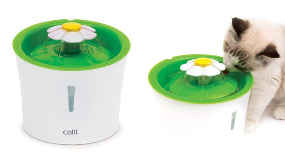 Best cat gifts 2019: Catit Flower Fountain