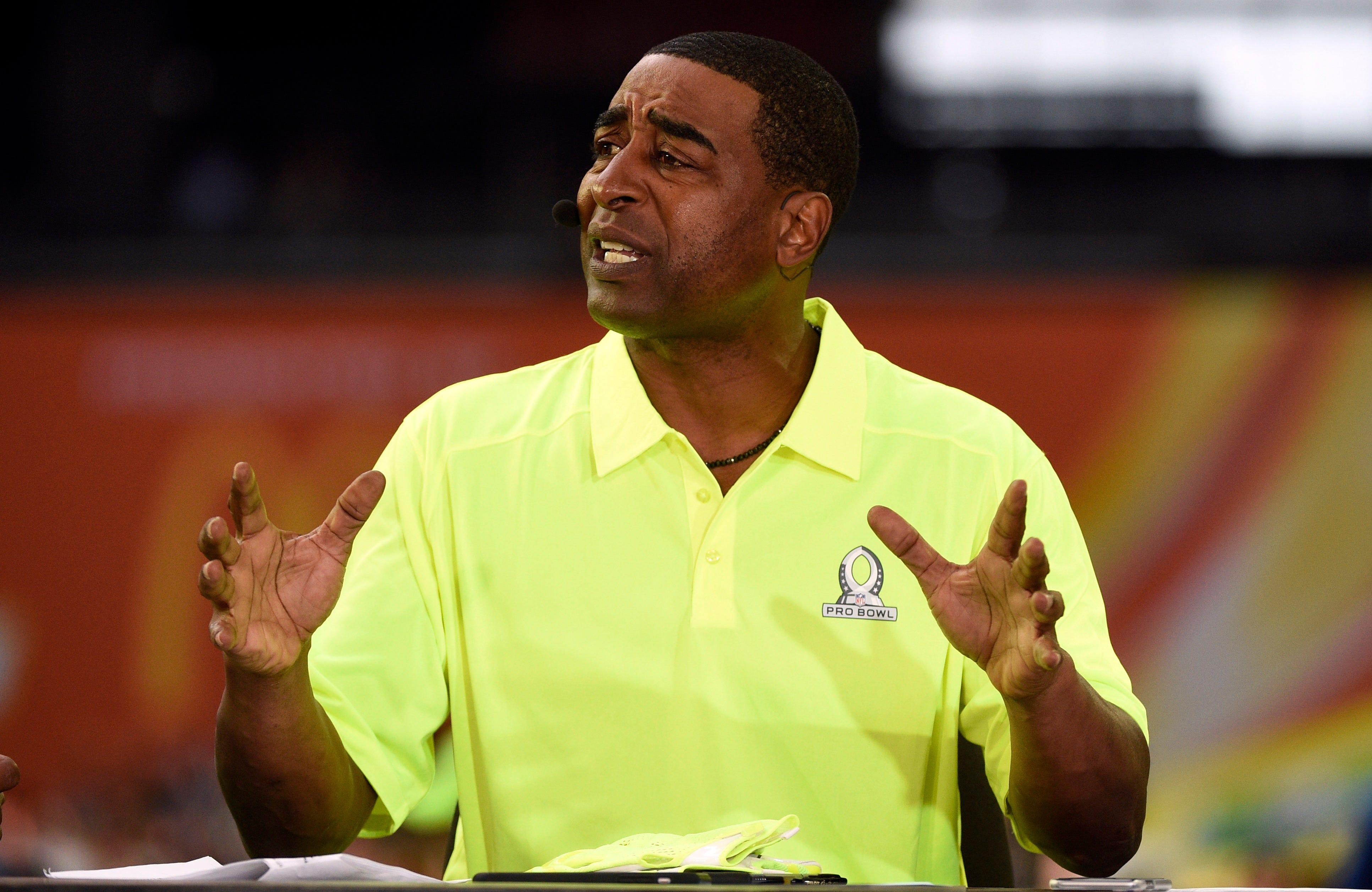 Hall of Fame receiver Cris Carter, Fox Sports part ways