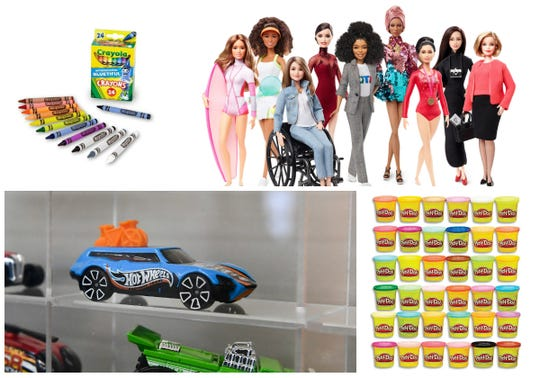 From Barbie to Matchbox cars, here's every toy in the Museum of Play's Toy Hall of Fame