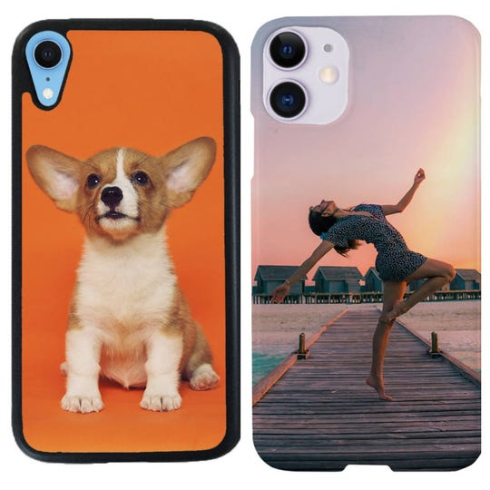 Choose from every day phone cases, a sleek case or a tough case at Collage.com.