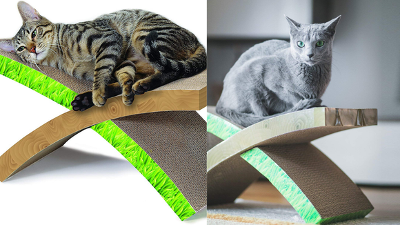 Best cat gifts 2019: Petstages Cat Hammock Cat Scratching Post