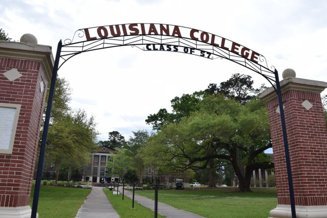 Louisiana College in Pineville