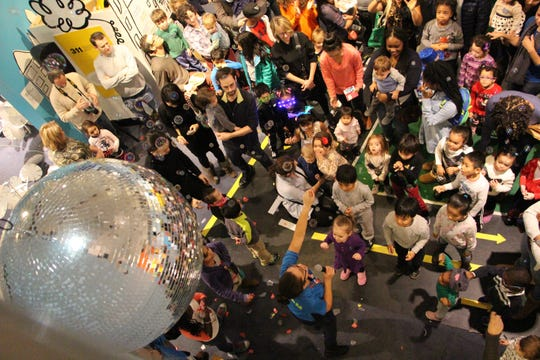 Kids can ring in the new year at the Children's Museum of Manhattan.