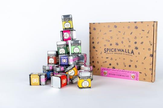 """Spicewalla's """"Kitchen Essentials Kit"""" is on Oprah's Favorite Things 2019 list."""